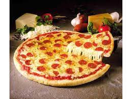 CHEESE 'N' TOMATO PIZZA