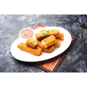 Cottage Cheese Fingers