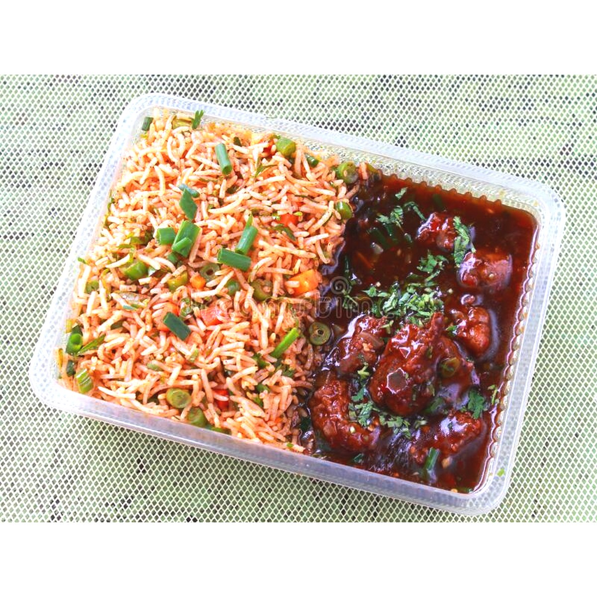 KYANDI MEALS FOR ONE VEG