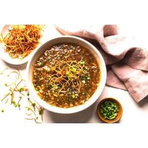 Manchow Soup (Chicken)