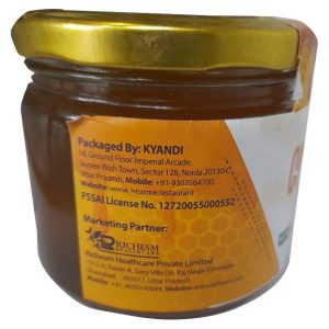 Natural & Healthy Honey With 100% Purity